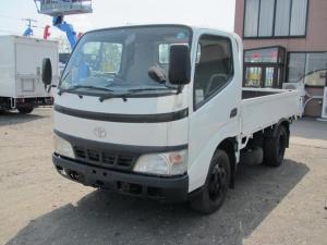 トヨタ ダイナトラック 2t積 4ナンバー 平ボディ 4WD