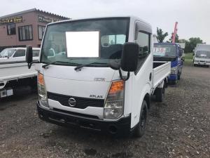 日産 アトラストラック 1.4t積 4WD 平ボディ フル装備