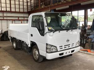 日産 アトラストラック  4WD AC MT 3名乗り P付付 4ナンバー