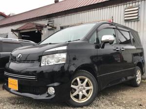 トヨタ ヴォクシー ZS 煌・4WD・社外AW・両側パワスラ・後席モニター・TV