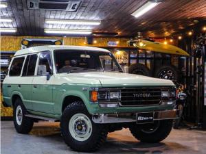 トヨタ ランドクルーザー60 GX USバンパー ハイルーフ 4WD