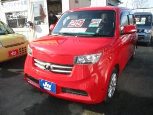 トヨタ bB S ガーネットエディションII