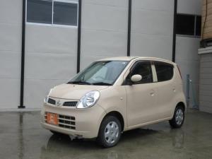 日産 モコ S FOUR 4WD シートヒーター ベンチシート CD