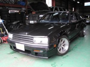 日産 スカイライン 2000RS タコ足・キャブ・ソレックス