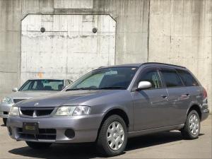 日産 ウイングロード X FF ステーションワゴン 5MT CD