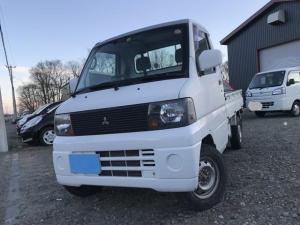 三菱 ミニキャブトラック VX-SE エアコン付・4WD・切替4WD