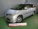 トヨタ/エスティマハイブリッド X 4WD
