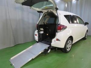 トヨタ ラクティス X スロープ