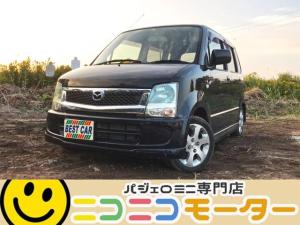 マツダ AZワゴン FX 4WD 社外アルミ エンジンスターター シートヒーター