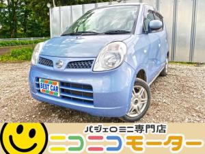 日産 モコ S FOUR キーレス 4WD シートヒーター
