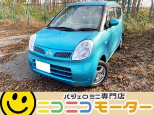 日産 モコ E FOUR 4WD キーレス ナビ