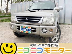 三菱 パジェロミニ アクティブフィールドエディション 4WD