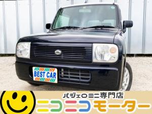 スズキ アルトラパン X 4WD ABS エンスタ 6マンキロ