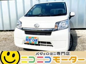 ダイハツ ムーヴ L 4WD エコアイドル キーレス ABS