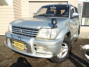 トヨタ ランドクルーザープラド RZ 4WD