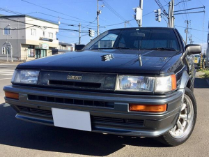 トヨタ カローラレビン GTV