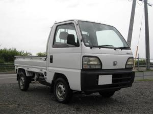 ホンダ アクティトラック SDX 本州仕入 4WD 5速マニュアル タイベル交換済
