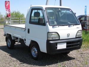 ホンダ アクティトラック SDX 本州仕入 車検整備付き 4WD 5速ミッション