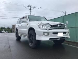 トヨタ ランドクルーザー100 VXリミテッド 4WD 50th ディーゼル リフトUP
