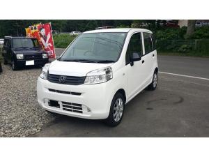 ホンダ ライフ C 4WD TV ナビ キーレス 4AT 新品夏タイヤ 総額表示