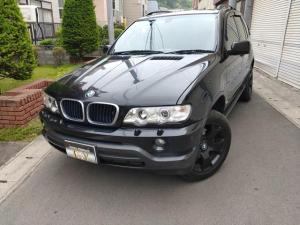 BMW X5 3.0i 4WD ETC キーレス サンルーフ