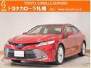 トヨタ/カムリ Gレザーパッケージ FF メモリーナビ・バックモニター付