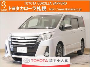 トヨタ ノア Si 4WD 1オーナー車・トヨタセーフティセンス付