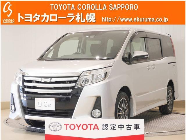 トヨタ認定中古車 安心のトヨタ認定中古車をカローラ札幌全店で購入できます!!