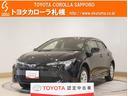 トヨタ/カローラスポーツ G X 4WD デモカー・トヨタセーフティセンス付