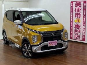 三菱 eKクロス G 4WD 純正アルミ プッシュ LEDライト ツートン色