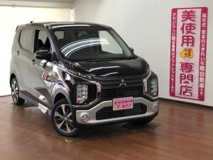 三菱 eKクロス G 4WD 純正アルミ LEDライト シートヒーター