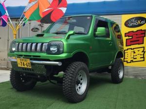 スズキ ジムニー XG 4WD 5MT タイヤインチアップ済み キーレス