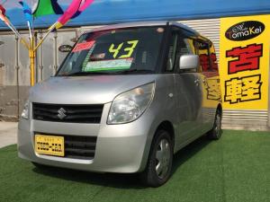 スズキ パレット L 4WD プッシュスタート シートヒーター 車検整備付