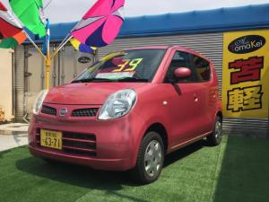 日産 モコ S FOUR 4WD 禁煙車 シートヒータ 車検令和4年3月