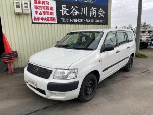 トヨタ サクシードバン UL 4WD オートマ WSRS ABS CD 保証付き