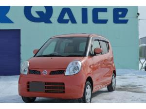 日産 モコ E FOUR 4WD シートヒーター スタッドレスタイヤ付き