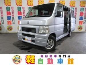 ホンダ バモス M マニュアル車 4WD