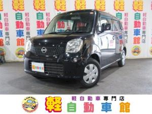 日産 モコ S FOUR ABS TV・ナビ 4WD
