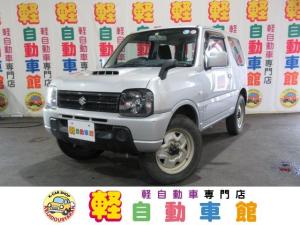 スズキ ジムニー XG ターボ ABS ナビ・フルセグTV 4WD