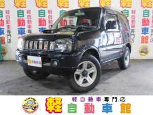 スズキ ジムニー ランドベンチャー ターボ ABS 4WD