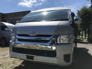 トヨタ ハイエースワゴン グランドキャビン 4WD ETC バックカメラ キーレスエントリー 保証付