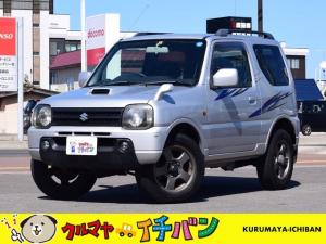 スズキ ジムニー 4WD XC 夏冬タイヤ付 サビ無