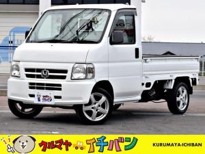ホンダ アクティトラック SDX 夏冬タイヤ付プラン エアコン パワステ MT5 4WD エアコンパワステ エアバック P/S