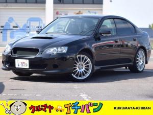スバル レガシィB4 2.0GT 18インチ 外マフラー 4WD AWD アルミ キセノン キーレスエントリー ABS AC CDオーディオ Pシート Wエアバッグ