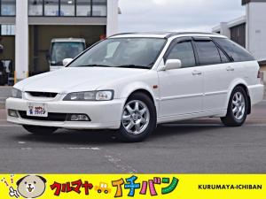 ホンダ アコードワゴン 2.3VTL 3万K走行 ワンオーナー車 4WD アルミ CD