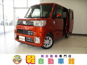 ダイハツ ウェイク L レジャーエディション SAIII ABS 4WD