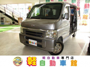 ホンダ バモス L マニュアル車 4WD