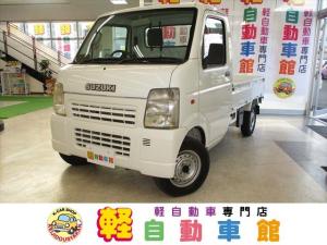 スズキ キャリイトラック KC AC マニュアル車 4WD