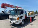 日野/レンジャー 4トン4段クレーン ロング