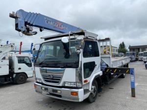 日産ディーゼル コンドル 4トン5段クレーン ラジコン